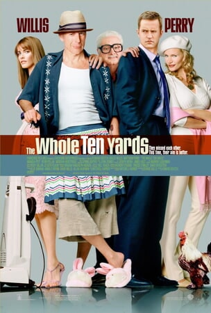The Whole Ten Yards - Poster 1