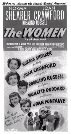 The Women (1939) - Poster 3