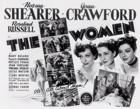 The Women (1939) - Poster 6