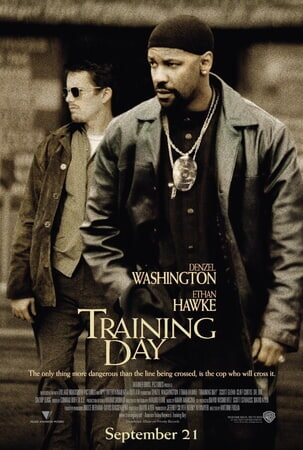 Training Day - Poster 1
