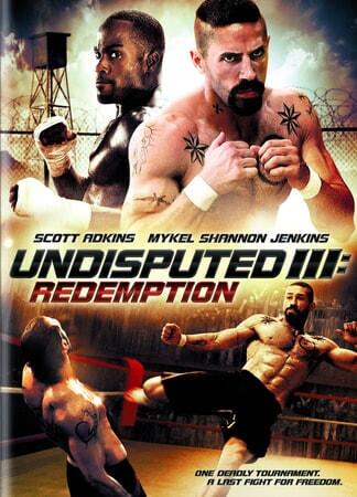 Undisputed III: Redemption - Poster 1