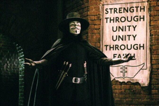 V for Vendetta - Image 9