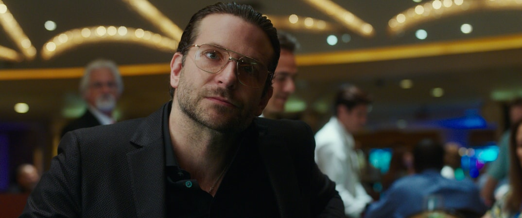"BRADLEY COOPER as Henry in Warner Bros. Pictures' comedic drama (based on true events) ""WAR DOGS,"" a Warner Bros. Pictures release."