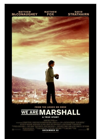 We Are Marshall - Poster 1