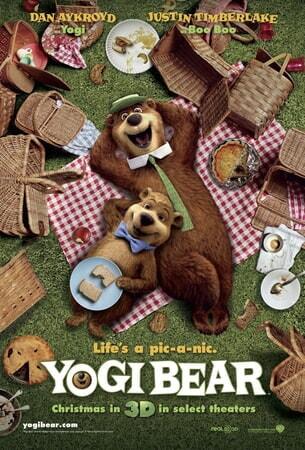 Yogi Bear - Poster 1