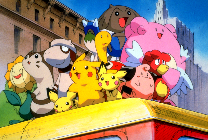 The Pokemon Movie Collection - Image 2