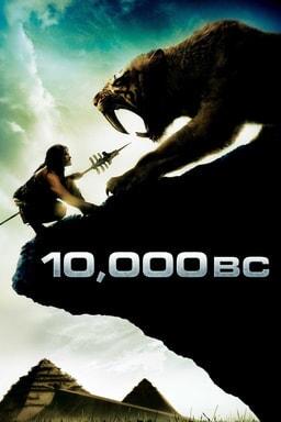 10000 BC keyart