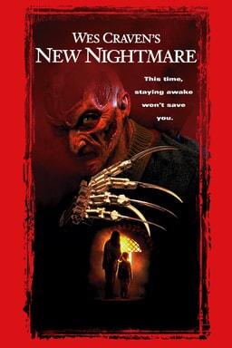 Wes Craven's New Nightmare keyart