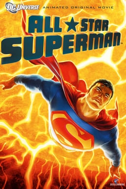 All Star Superman keyart
