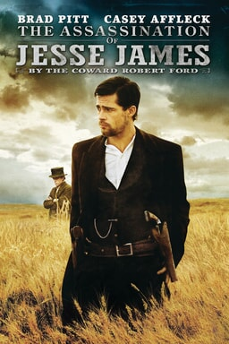 Assassination of Jesse James by the Coward Robert Ford keyart