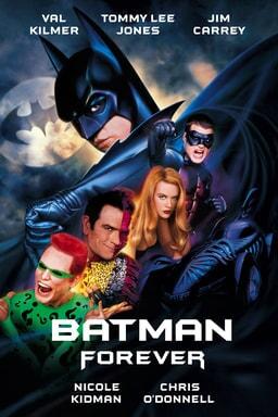 Batman Forever keyart
