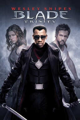 Blade: Trinity keyart