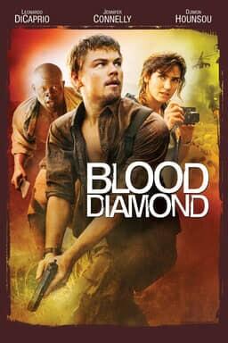 Blood Diamond keyart