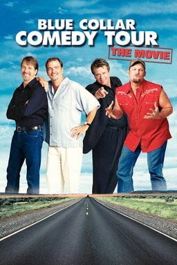 Blue Collar Comedy Tour Movie keyart