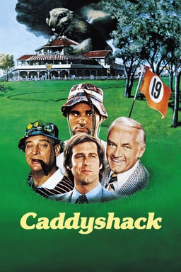 Caddyshack keyart