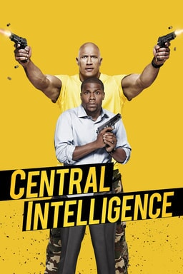 dwayne the rock johnson and kevin hart star in central intelligence, available on digital hd, blu-ray and dvd
