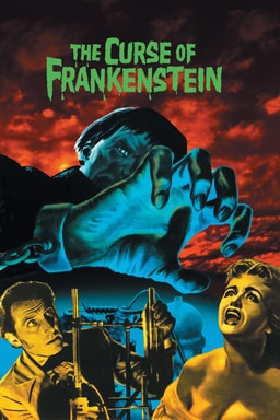 Curse of Frankenstein keyart