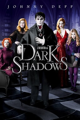 Dark Shadows keyart