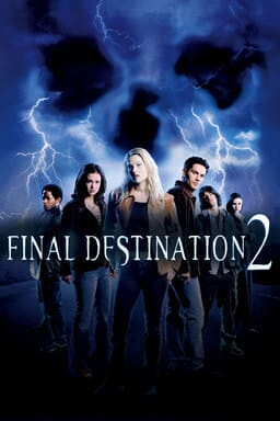 Final Destination 2 keyart