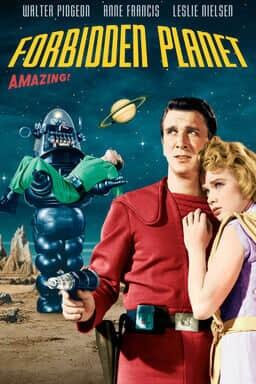 Forbidden Planet keyart