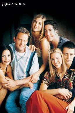 Friends: The Complete Series keyart
