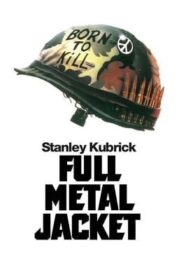 Full Metal Jacket keyart