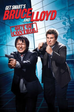 Get Smarts Bruce and Lloyd Out of Control keyart