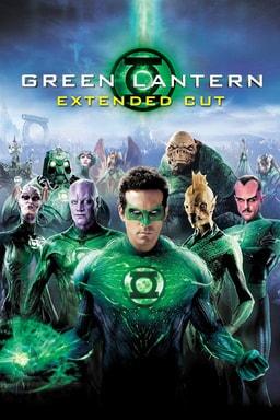 Green Lantern keyart