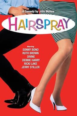 Hairspray 1988 keyart