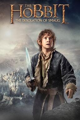 Hobbit: the Desolation of Smaug keyart