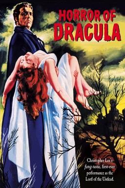 Horror of Dracula keyart