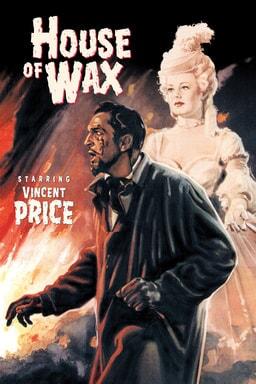 House of Wax 1953 keyart