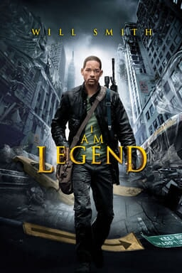 I Am Legend keyart