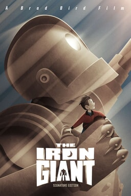 the iron giant dd poster