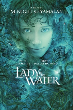 Lady in the Water keyart