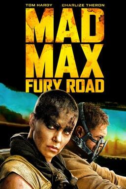 Mad Max: Fury Road - Key Art