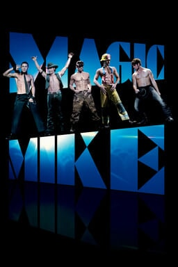 Magic Mike keyart