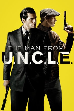 The Man From U.N.C.L.E. - Key Art