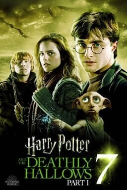 Harry Potter and the Deathly Hallows Part 1 - Key Art