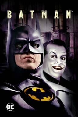 Batman (1989) Key Art