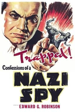 Confessions of Nazi Spy KeyArt