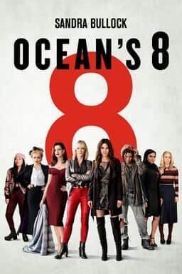 Ocean's 8 Keyart