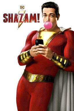 Shazam Keyart