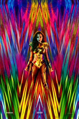 Wonder Woman 1984 Key Art
