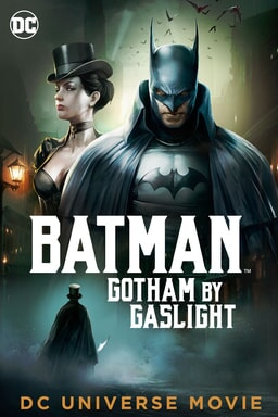 batman: gotham by gaslight poster