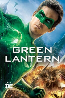 Green Lantern - Key Art