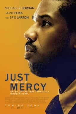 Just Mercy - One Sheet