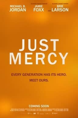 Just Mercy Theatrical - Key Art