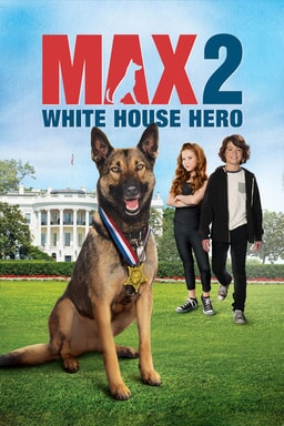 max 2 white house hero poster