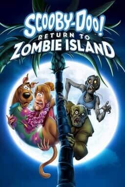 Scooby-Doo! Return to Zombie Island - Keyart